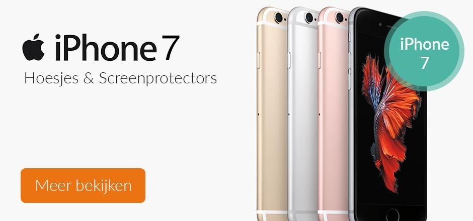 Apple iPhone 7 Hoesjes & Screen Protectors