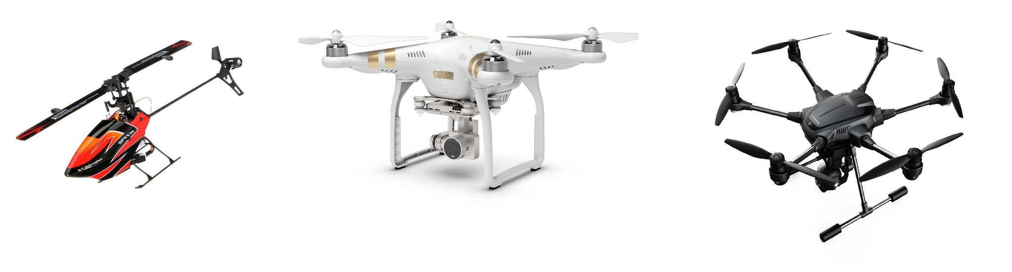 Drone Kopen Soorten