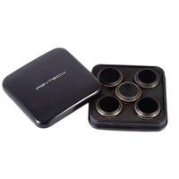 PGYTech G-UV ND4/8/16 CPL Lens Filter Set voor DJI Mavic Pro