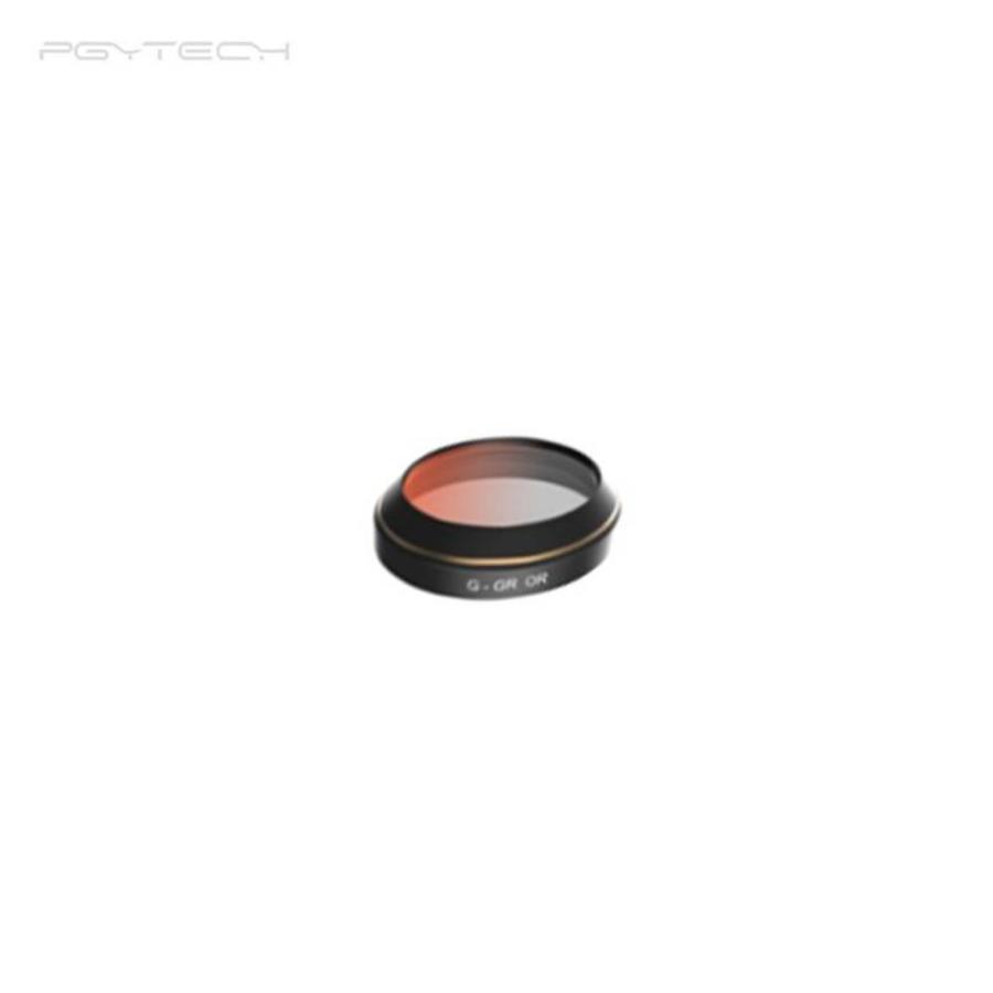 PGYTech Set Graduated ND Filters Voor DJI Mavic Pro (Rood, Blauw ,Oranje, Grijs verloopfilter)