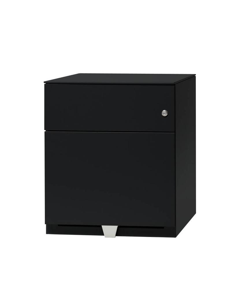 Bisley ladeblok verrijdbaar design online meubels for Ladeblok han