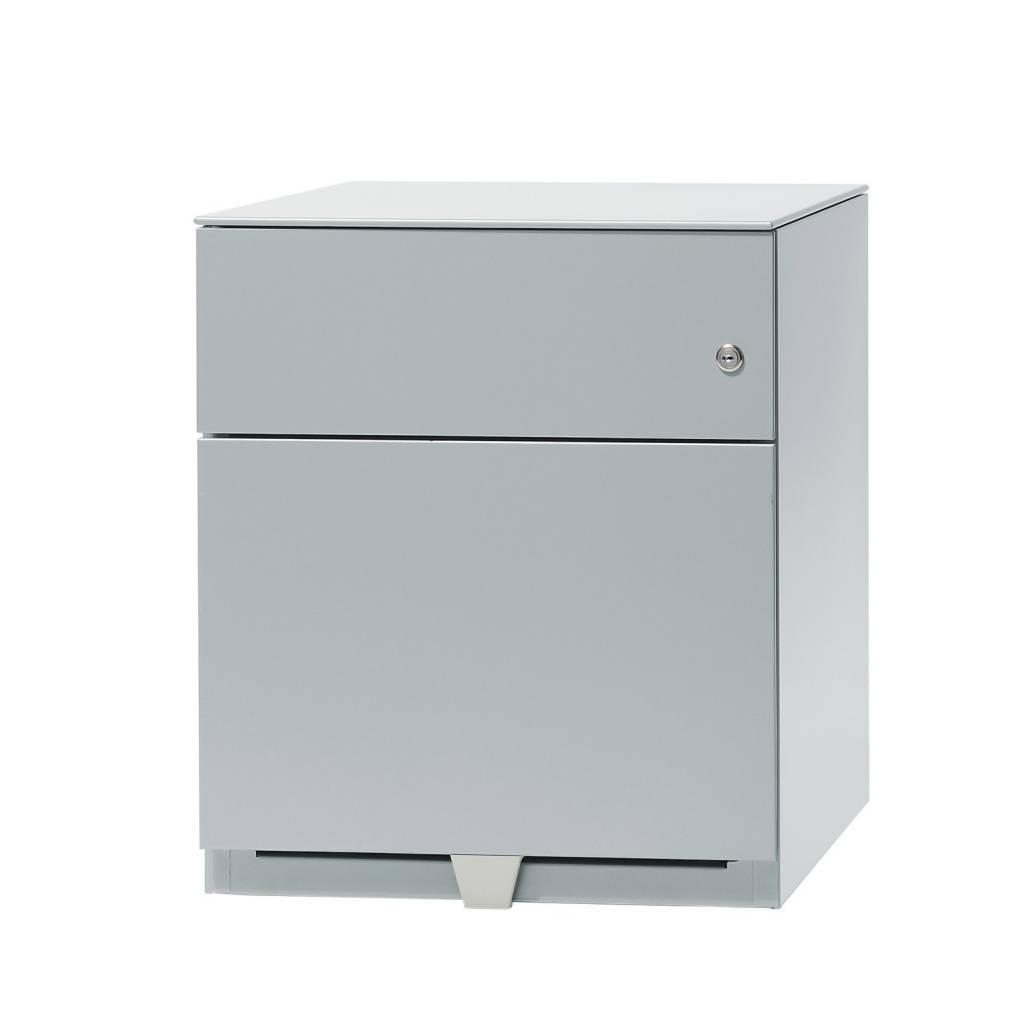 Bisley ladeblok verrijdbaar design online meubels for Ladeblok 1 lade