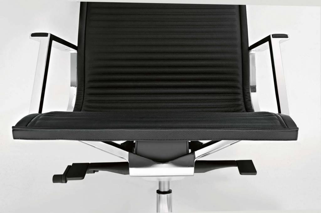 Bureaustoel leer zonder armleuning bureaustoelen ikea stoel