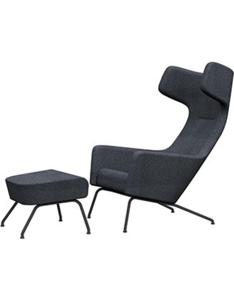 softline havana lounge fauteuil design online meubels. Black Bedroom Furniture Sets. Home Design Ideas