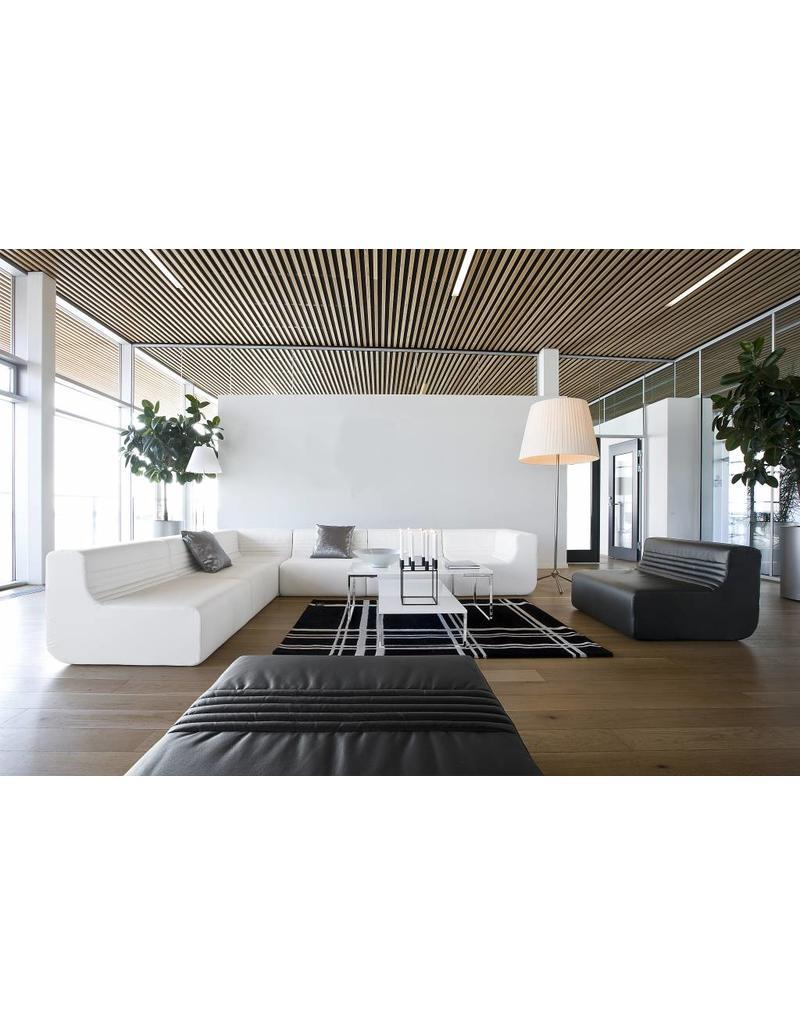 Softline milo voetenkruk   design online meubels