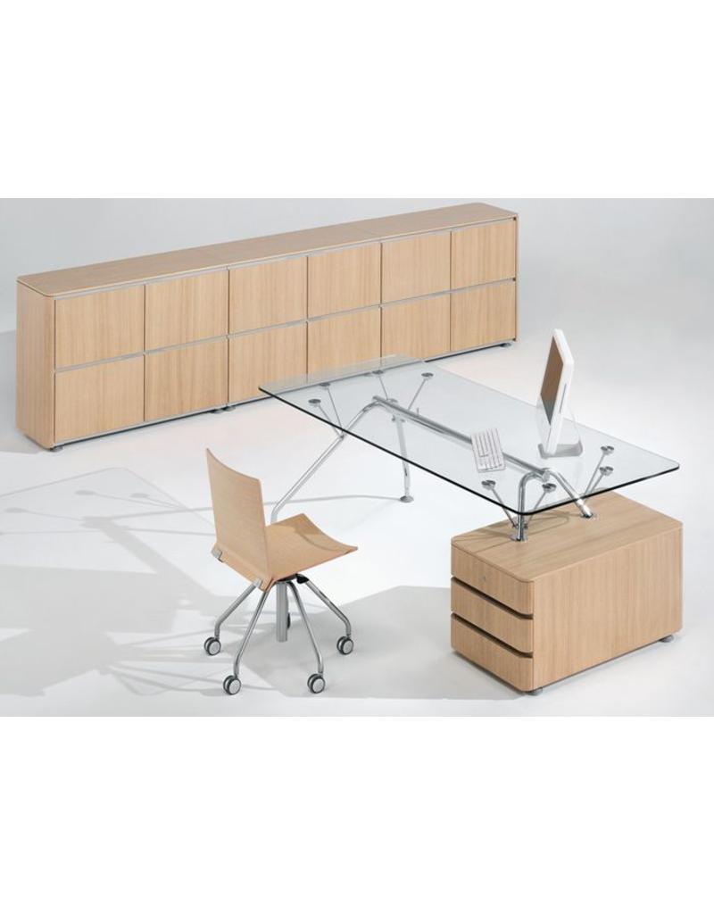 Ultom prospero bureau design online meubels for Ladeblok bureel