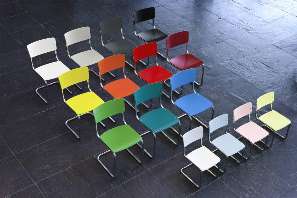 Thonet Stoel S43 : Thonet s fst stoel design online meubels