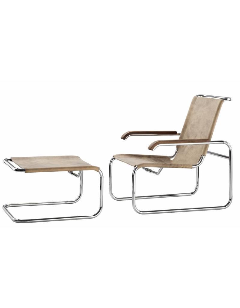 Thonet s35l stoel design online meubels - Buffelleder stuhl ...