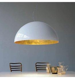 Oluce Oluce Sonora hanglamp (gouden binnenkant)