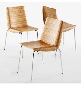 Plank Plank Millefoglie stoelen stapelbaar