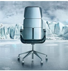 Interstuhl Interstuhl Silver bureaustoel hoog