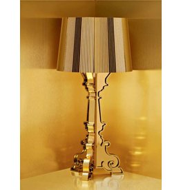 Kartell Kartell Bourgie lamp goud / wit