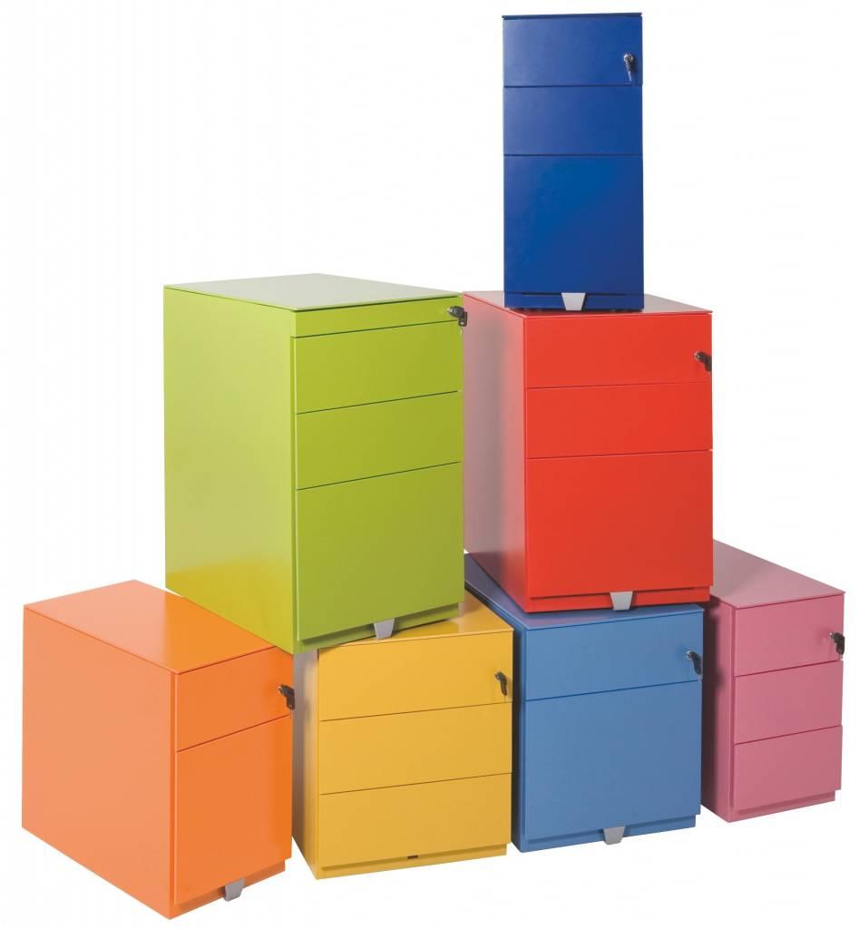 Bisley ladeblok verrijdbaar design online meubels for Bisley ladeblok