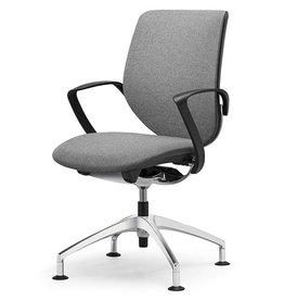 Giroflex Giroflex 313 conferentie stoel met armleuningen