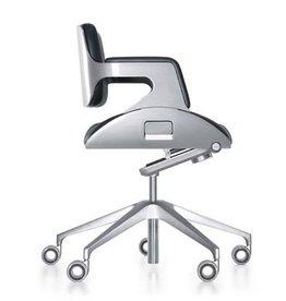 Interstuhl Interstuhl Silver bureaustoel laag