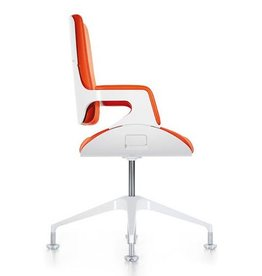 Interstuhl Interstuhl Silver conferentie stoel, middel