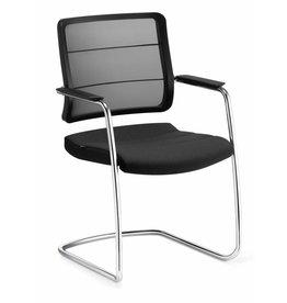 Interstuhl Interstuhl AirPad bezoekersstoel