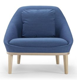 Offecct Offecct Ezy wood fauteuil
