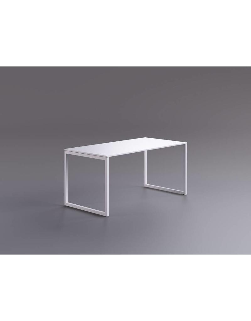 Fantoni Framework bureau 80cm diep Design Online Meubels