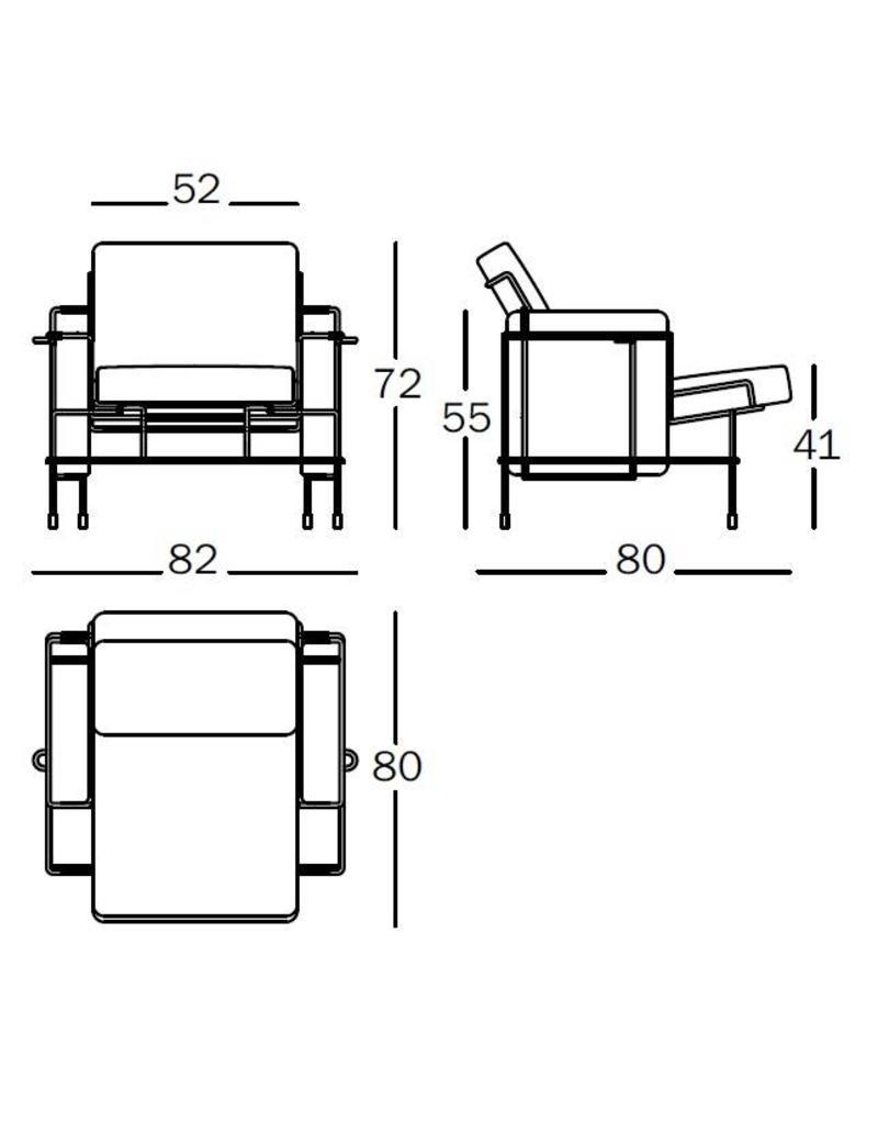 Magis traffic stoel design online meubels for Magis traffic