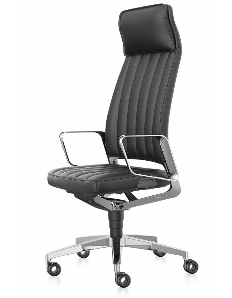 Interstuhl vintage bureaustoel design online meubels for Bureaustoel vintage