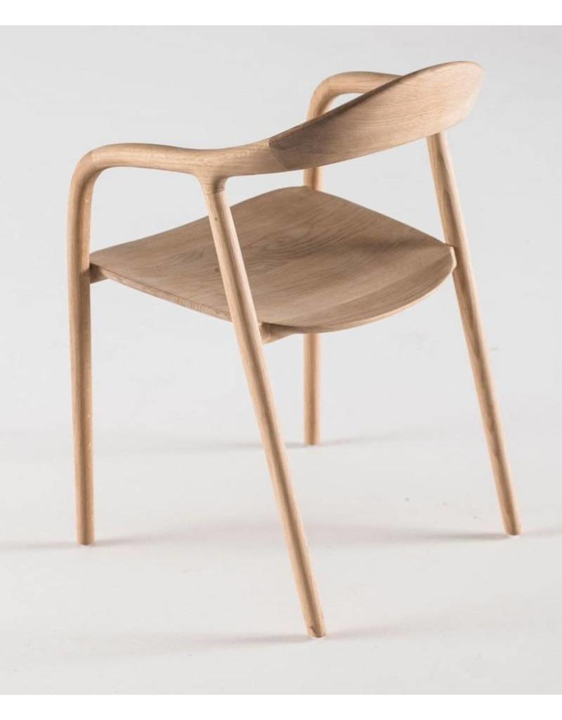 Artisan neva houten stoel design online meubels - Houten stoel eetkamer ...