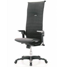HÅG HAG Excellence 9331 leren bureau stoel, hoge rugleuning