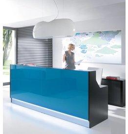 MDD MDD Linea modulaire balie met LED verlichting