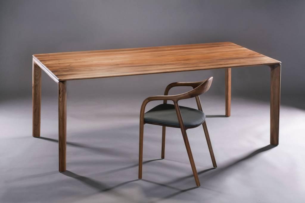 Massief Houten Tafel : Artisan neva houten tafel design online meubels