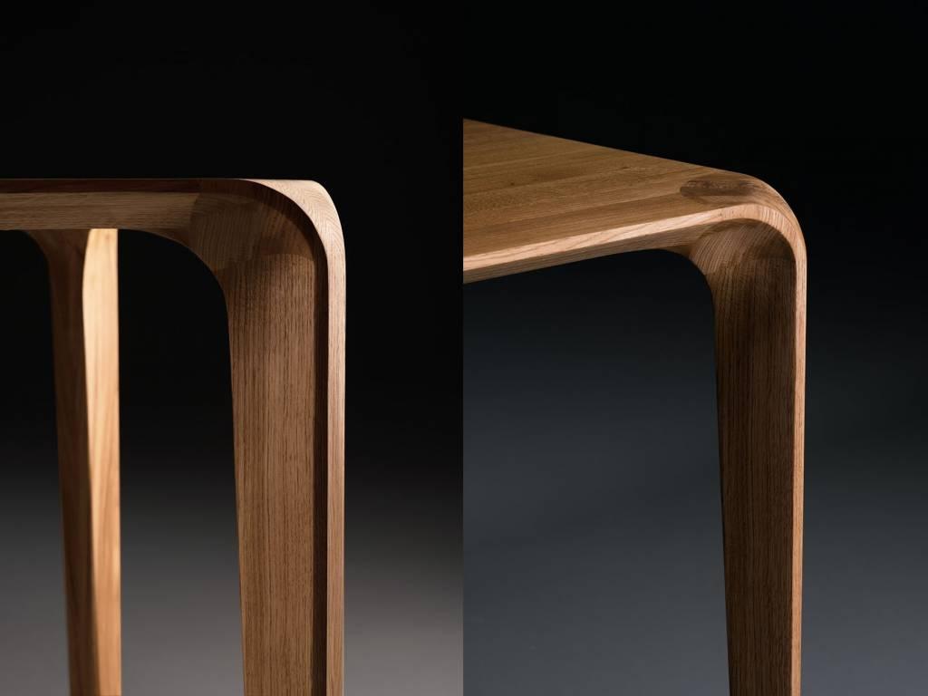 Massief Houten Meubels : Artisan flow massief houten tafel design online meubels