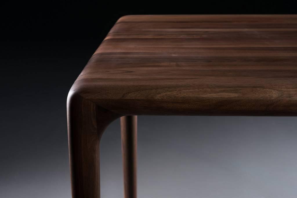 Massief Houten Tafel : Artisan latus houten eettafel design online meubels