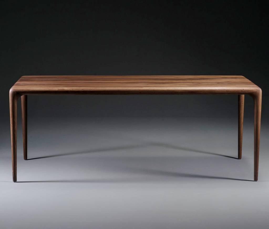 Artisan latus houten eettafel design online meubels for Houten eettafel design