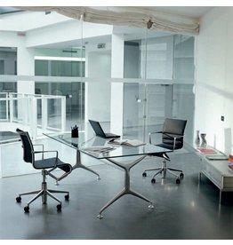 Alias Alias Frametable glazen bureau tafel