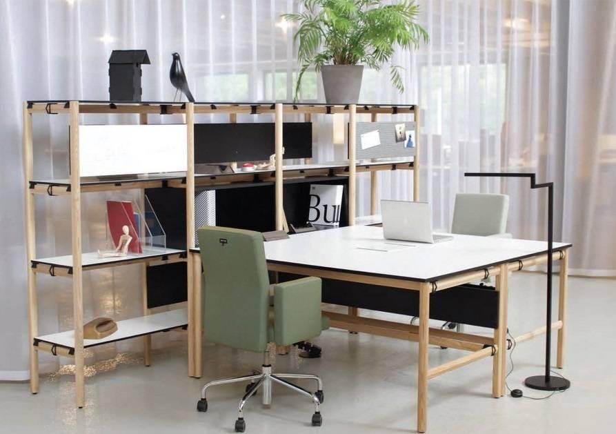 Bulo dan bureaueiland met kast design online meubels