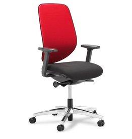 Giroflex Giroflex 353 bureaustoel met armleuningen
