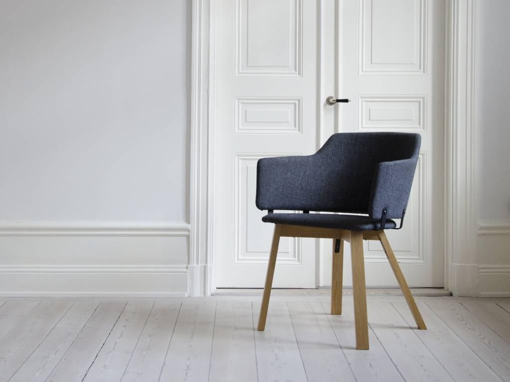 David design skift wood stoel design online meubels for Stoel houten poten