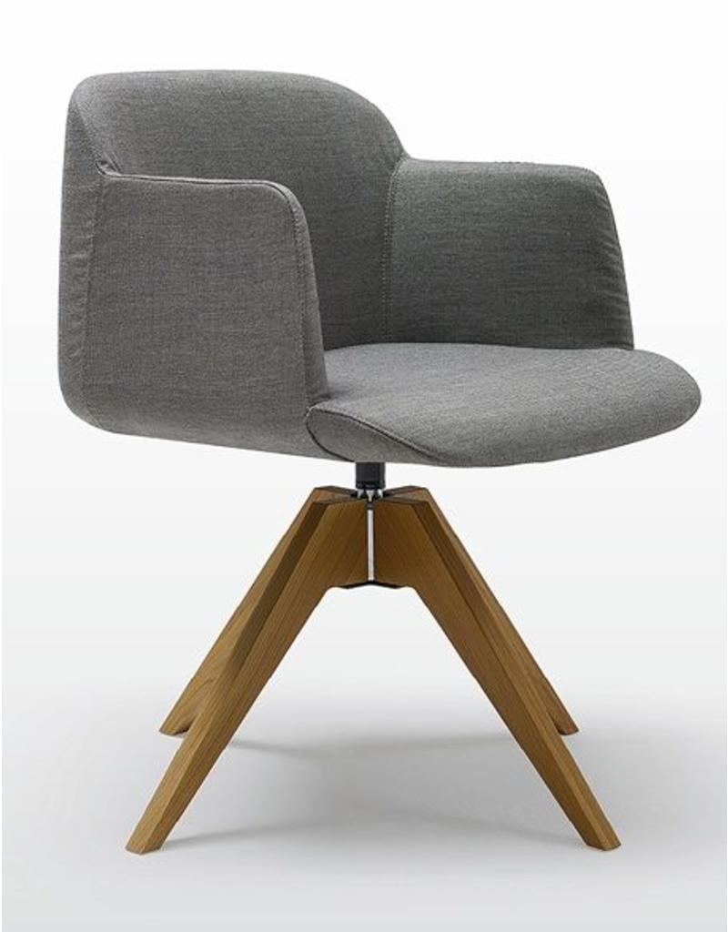Quinti deep stoel design online meubels for Stoel houten poten