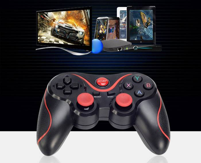 game pad bluetooth voor pc,smartphones,android box,smart tv