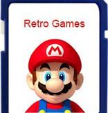 retro games sd kaart 4gb met meer dan 5000 games