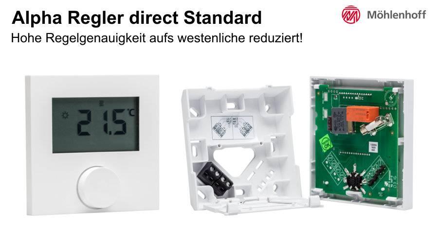 Möhlenhoff Alpha Regler direct Standard
