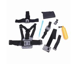 GoPro Set Riemen 10 In 1