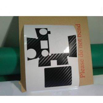 Shell Sticker voor GoPro 3