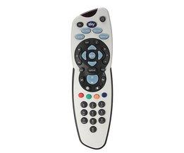 Nieuwe afstandsbediening voor Sky Plus & HD Box