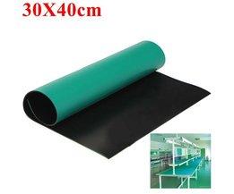 Antistatische Mat 30x40 cm