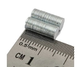 50 Neodymium Magneten voor bijvoorbeeld op de Koelkast