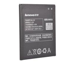 Lenovo reservebatterij 2500 mAh