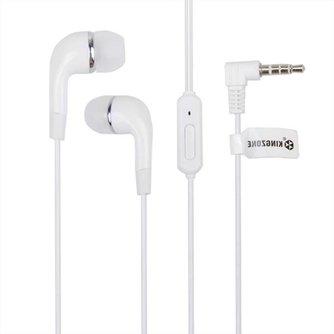 In-ear oordopjes voor Kingzone Smartphone