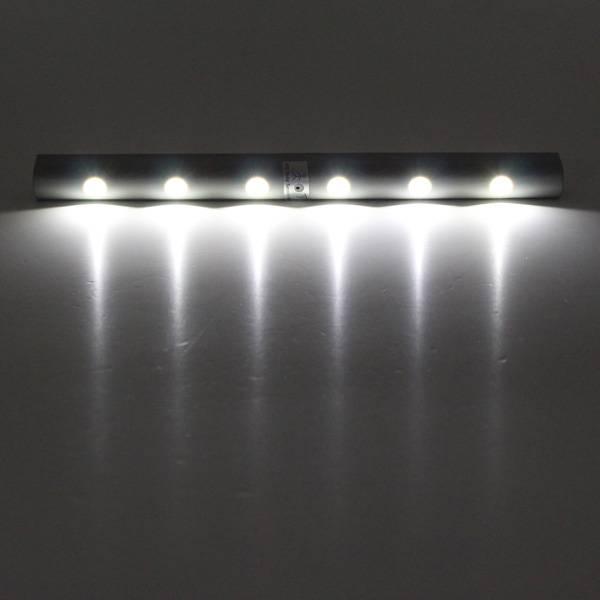 draadloze led nachtlamp met bewegingssensor