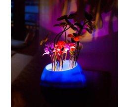 LED Bloempot
