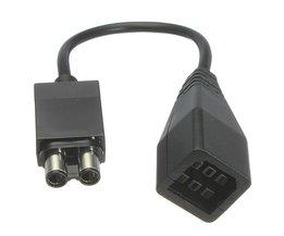 Omzet Kabel voor XBox 360 naar XBox One